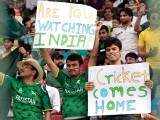 The country's favourite pastime was back and they were out in their best to support their men. PHOTO: MALIK SHAFIQ/EXPRESS