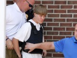 Dylann Roof arrested for the Charleston Church massacre. PHOTO:REUTERS
