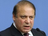 PM said that he was going to Karachi to personally supervise the operation to restore peace.  PHOTO: AFP