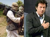 Imran lauded the Afghan government's efforts to start a dialogue with the Taliban faction of their country and implied that Pakistan too should follow the same path.