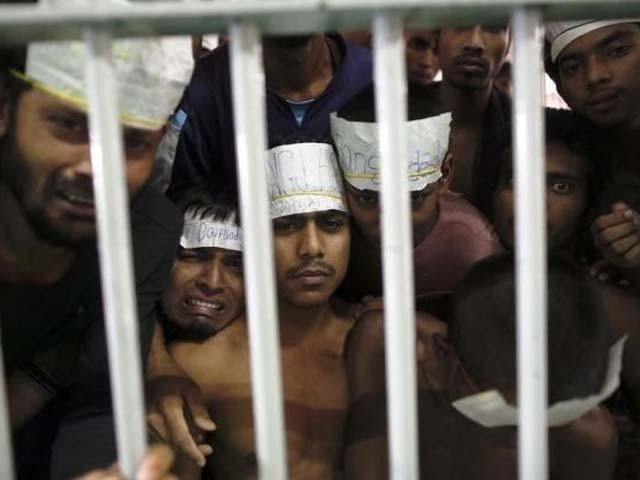 Thesis on human trafficking in pakistan
