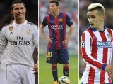 Competition in La Liga boils down to three teams, Barcelona, Real Madrid and Atletico Madrid.