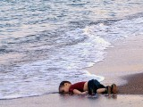 The first time I came across these images I was overcome with grief.  PHOTO: AFP