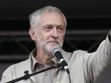 Britain's Labour Party leader, Jeremy Corbyn PHOTO: AFP