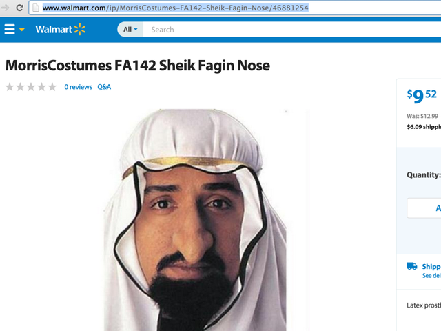 The scariest costume you can wear this Halloween is u0027racismu0027  sc 1 st  The Express Tribune Blog : sheik halloween costume  - Germanpascual.Com