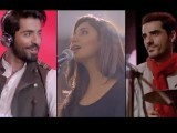 Ho Mann Jahaan's OST had sparked a lot of anticipation, as it was bringing together several critically acclaimed, lesser-known musicians mixing with platinum-grade stars. PHOTO: SCREENGRAB
