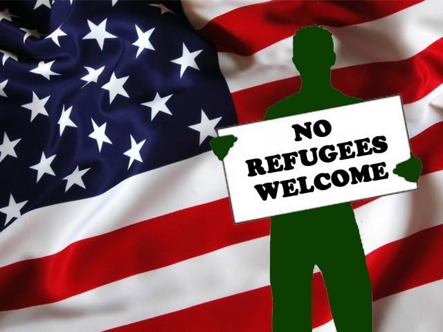 Bildergebnis für no refugees in usa