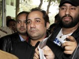 This file photo taken on February 17, 2011 shows Pakistani Qawwali singer Rahat Fateh Ali. PHOTO: FILE