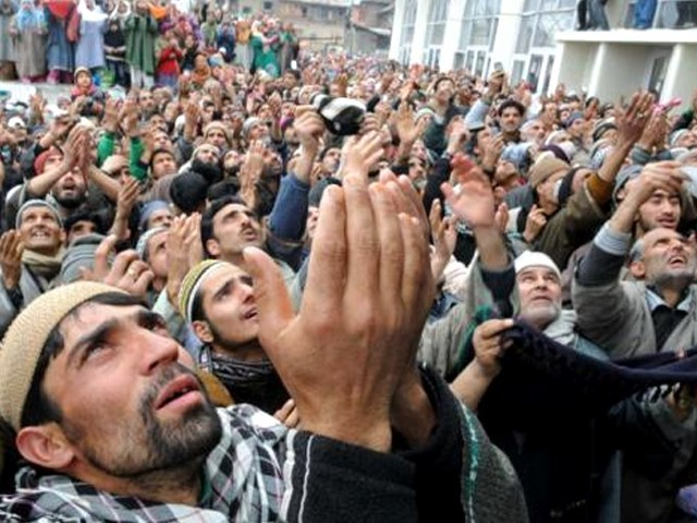 Kashmir Day Prayers