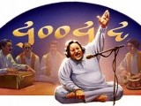 I mean, even Google gave Nusrat Fateh Ali Khan the respect and love due to a legend of his stature.