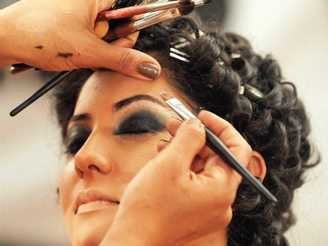Are Pakistani brides actually ready to pay up to Rs66,000 for one night's wedding makeup?