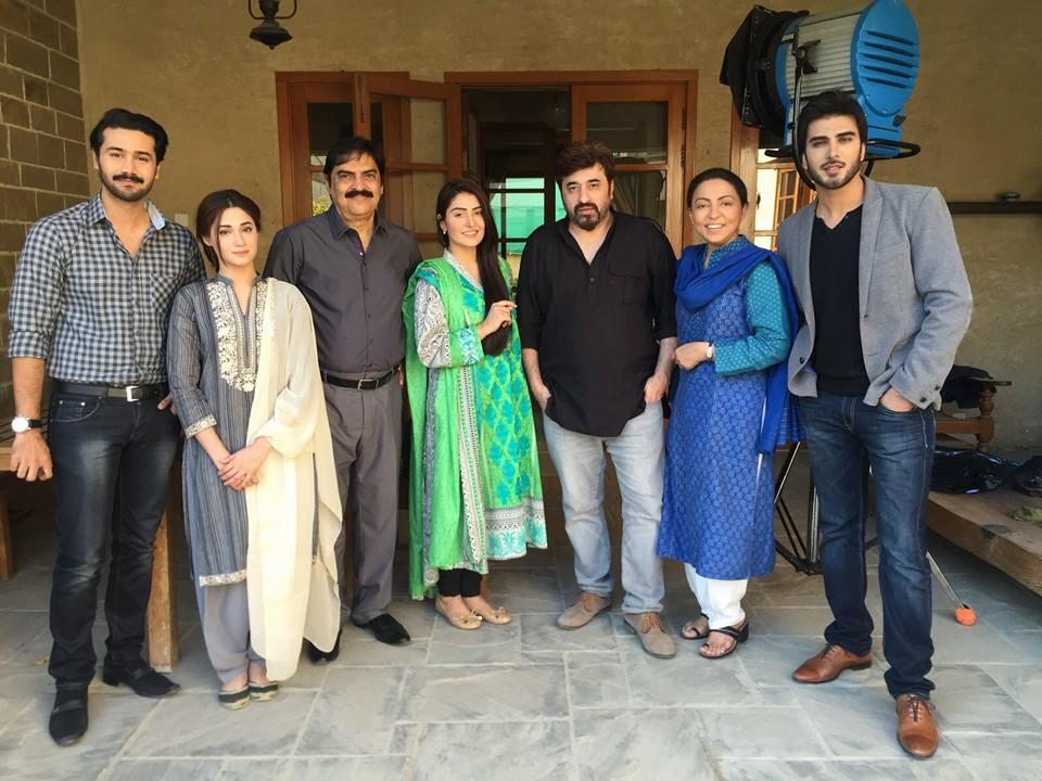 Imran Abbas and Ayeza Khan to pair up for drama serial 'Tum Kon Piya