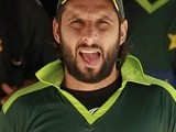 Afridi's words could only have been termed as 'political' if he had talked of occupation, the freedom movement or any kind of relevant dispute. However, there was none. PHOTO: AP