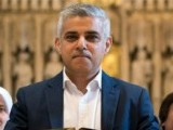 Sadiq Khan was sworn in as London mayor Saturday after being elected the first Muslim leader of a major Western capital, as the Conservatives defended attempts to link him to extremism during the campaign. PHOTO: AFP