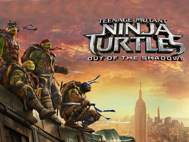 Teenage Mutant Ninja Turtles: Possibly Out of the Shadows ...