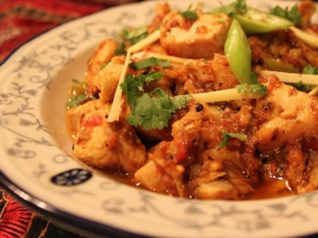 This chicken karhai is as good as the one from the karachi hyderabad using fresh instead of frozen and thawed chicken is the most important one photo ambreen malik forumfinder Image collections