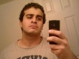 An undated photo from a social media account of Omar Mateen, who Orlando Police have identified as the suspect in the mass shooting at a gay nighclub in Orlando, Florida, US, June 12, 2016. Omar Mateen via Myspace/Handout via REUTERS