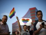 A US-based Muslim group has hit out at those seeking to criminalise homosexuality. PHOTO: REUTERS