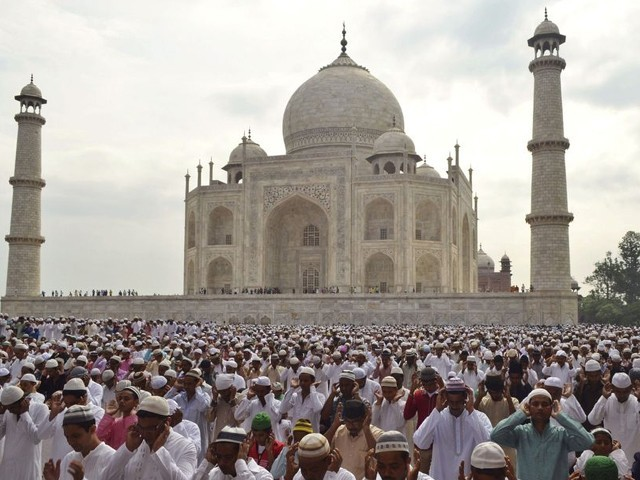 In India, Eid celebrations are not restricted to Muslims ...