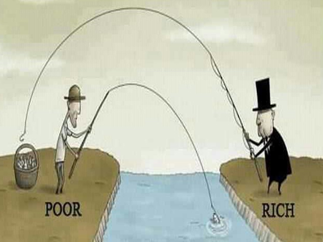 "the growing disparities between the rich and the poor in the us Meaning of ""disparity"" in the english dictionary click on the icon to tell us what his rule was criticized for a growing disparity between rich and poor."