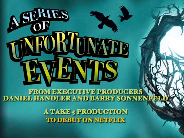 A Series Of Unfortunate Events Will Netflix Be Able To Do