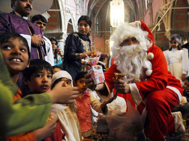 Why can't Muslims celebrate Christmas? – The Express Tribune Blog