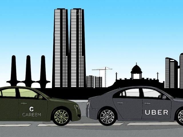 careem and uber ban