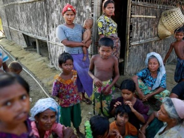 Myanmar says military operation in troubled Rakhine has ended