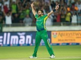 Shahid Afridi said he was disappointed that the incident at the Auckland airport had been recorded. PHOTO: AFP