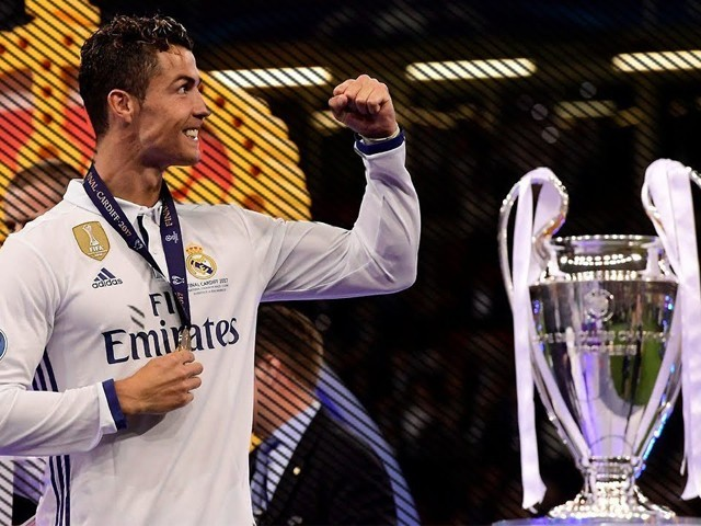 Real Madrids 12th Champions League Win Was Cristiano Ronaldos One Man Show