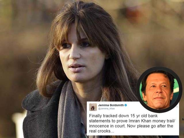 Jemima Goldsmith Loves Pakistan More Than Many Of Us, Even