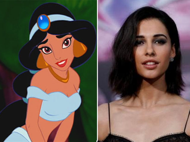 Dear Disney Casting Naomi Scott As Jasmine Just Because