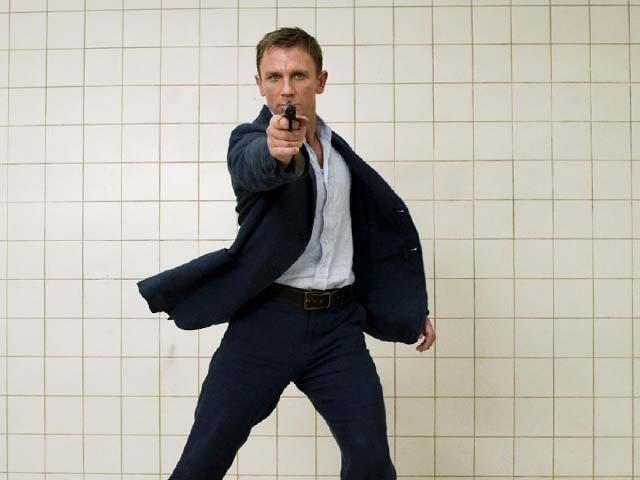 Bond25 Halted Due To Injured Daniel Craig