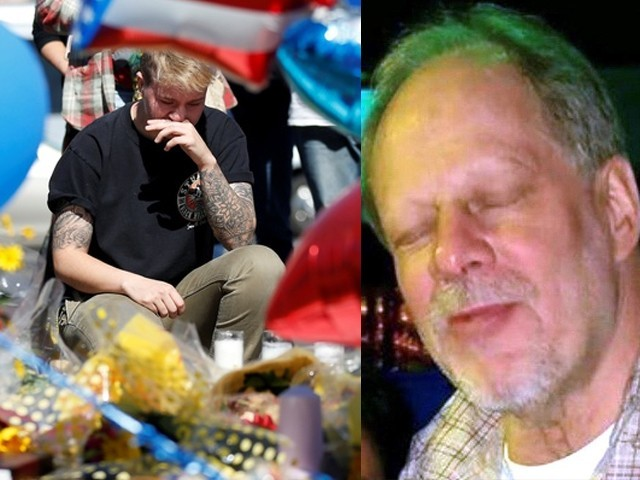 Vegas Shooter Stephen Paddock Slept All Day, Gambled All Night