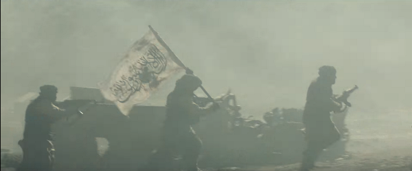 12 Strong' is a cliché post 9/11 war movie glorifying the US
