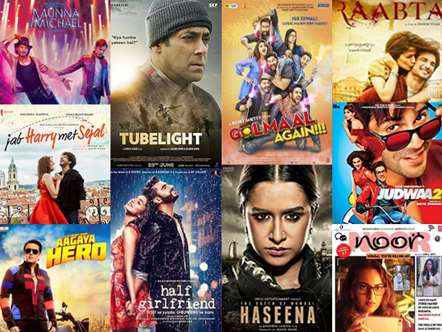10 Torturous Bollywood Movies Of 2017 That Made Us