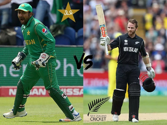 New Zealand set victory target of 316 runs for Pakistan