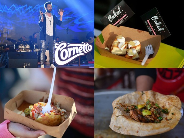 Overall, Karachi Eat 2018 remained as promising as it was meant to be. PHOTO: KARACHI EAT FOOD FESTIVAL