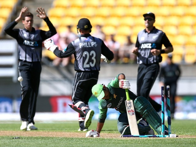 Pakistan vs New Zealand 2nd T20
