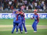 The great performance of the Kings thus far has left fans hopeful for this season to be the one where they take the cup home. PHOTO: KARACHI KINGS