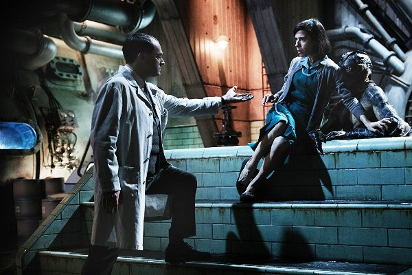 THE SHAPE OF WATER To Get Blu-Ray Release In March