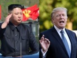 What is behind Trump's intentions of meeting with Kim, and why now, at this particular juncture in history?