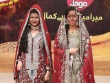 A segment on a morning show required participants to turn naturally fair-skinned models into a darker complexion. PHOTO: FACEBOOK/ THEPAKISTANIMARTHASTEWART