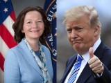 This being the CIA and Gina Haspel having a record as an undercover spy for most of her career, her public record is murky.
