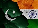 Pakistan and India only seem to be growing apart, with no hope for a better future in sight. PHOTO: SHUTTERSTOCK