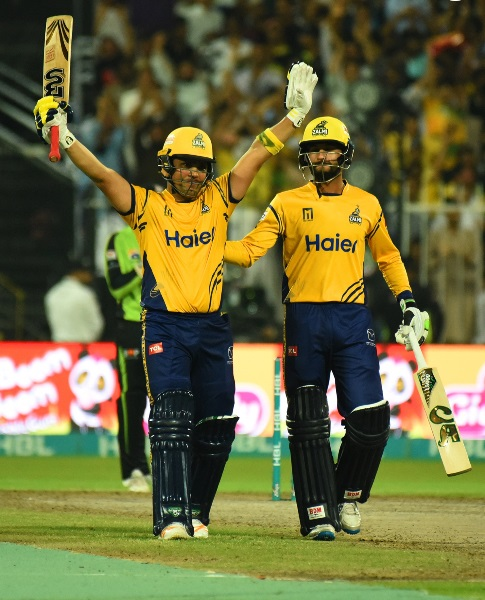 Islamabad United wins Pakistan Super League final, beats Peshawar Zalmi