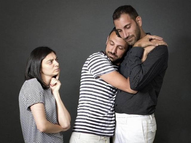 Why your husband might be gay