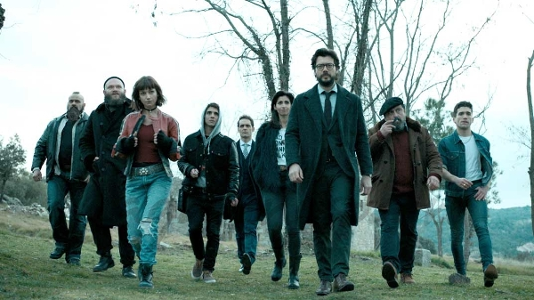 Money Heist: You just cannot stop watching it until it