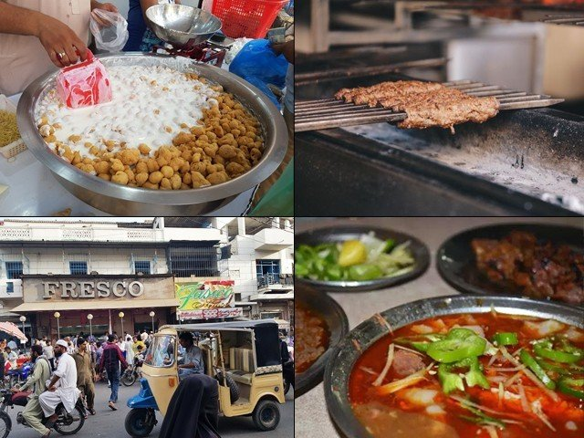 Despite everything, Burns Road still maintains its stature as the pioneer food street of the country.