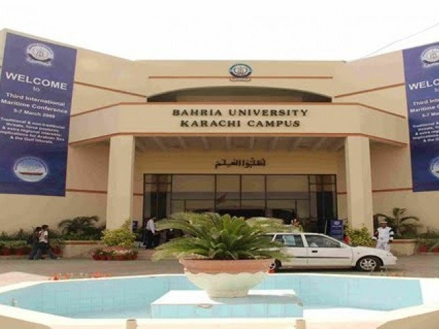 What Bahria University did is nothing new in the spectrum, but it is the latest contribution to the already alarming moral policing culture that exists in the country. PHOTO: GOOGLE MAPS